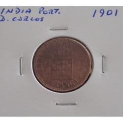 India - D. Carlos - 1/8...
