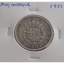 Moçambique - 1 Escudo - 1951
