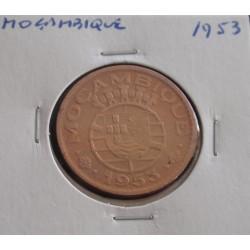 Moçambique - 1 Escudo - 1953