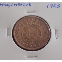 Moçambique - 1 Escudo - 1963