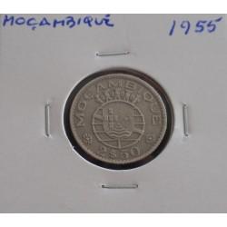 Moçambique - 2,50 Escudos -...