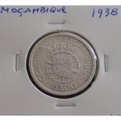 Moçambique - 5 Escudos -...