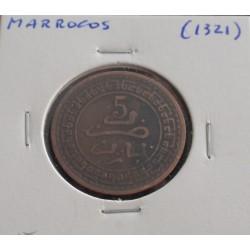 Marrocos - 5 Mazunas -...