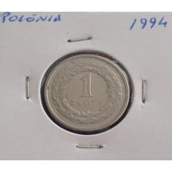 Polónia - 1 Zloty - 1994
