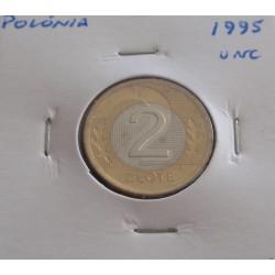Polónia - 2 Zlote - 1995 - Unc