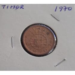Timor - 50 Centavos - 1970