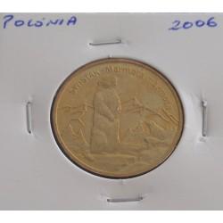 Polónia - 2 Zlote - 2006