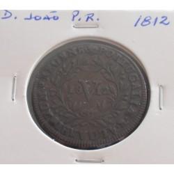 D. João P. R. - V Réis - 1812