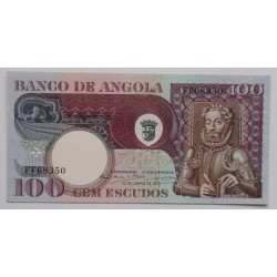 Angola - 100 Escudos -...