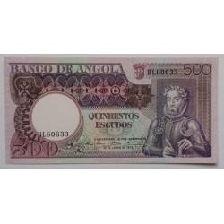 Angola - 500 Escudos -...