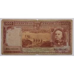 Angola - 1000 Escudos -...