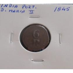 India . D. Maria II - 6...