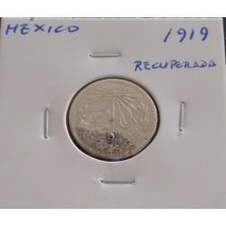 México - 20 Centavos - 1919...