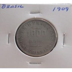 Brasil - 1000 Réis - 1909 -...