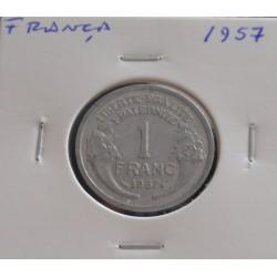 França - 1 Franc - 1957