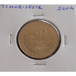 Timor - Leste - 50 Centavos...
