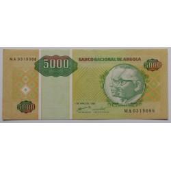Angola - 5000 Kwanzas...