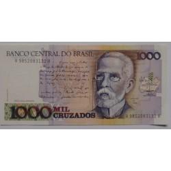 Brasil - 1000 Cruzados -...