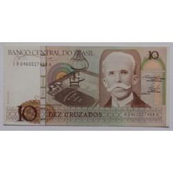 Brasil - 10 Cruzados - 1986
