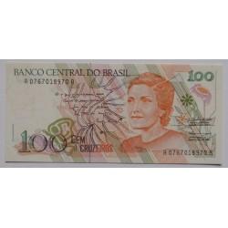 Brasil - 100 Cruzeiros -...