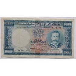 Moçambique - 1000 Escudos -...