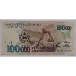 Brasil - 100 Cruzeiros...