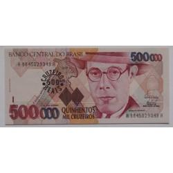 Brasil - 500 Cruzeiros...