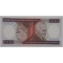 Brasil - 5000 Cruzeiros -...