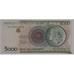 Brasil - 5000 Cruzeiros - 1990