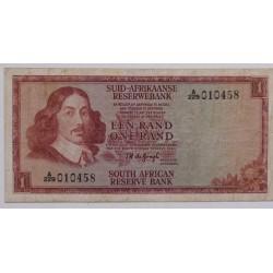 África do Sul - 1 Rand - 1967