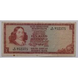 África do Sul - 1 Rand - 1973