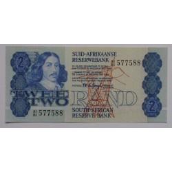 África do Sul - 2 Rand -...