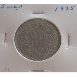Suiça - 2 Francs - 1995