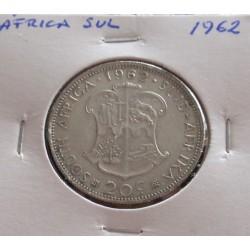África do Sul - 20 Cents -...