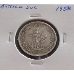 África do Sul - 1 Shilling...
