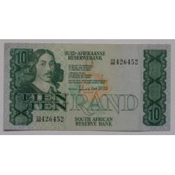 África do Sul - 10 Rand - 1981