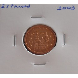 Espanha - 2 Centimos - 2003