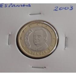 Espanha - 1 Euro - 2000