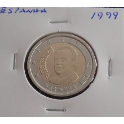 Espanha - 2 Euro - 1999