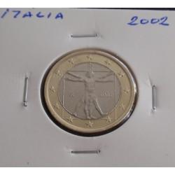 Itália - 1 Euro - 2002