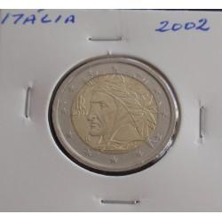 Itália - 2 Euro - 2002