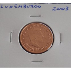 Luxemburgo - 5 Centimos - 2003