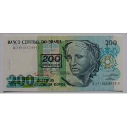 Brasil - 200 Cruzeiros, S/...