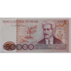 Brasil - 50000 Cruzeiros -...