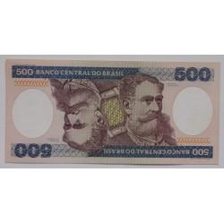Brasil - 500 Cruzeiros -...