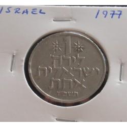 Israel - 1 Lira - 1977