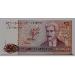 Brasil - 50 Cruzados - 1987...