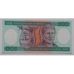 Brasil - 200 Cruzeiros -...