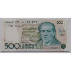 Brasil - 500 Cruzados -...