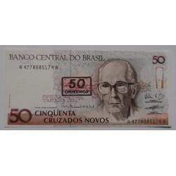 Brasil - 50 Cruzeiros, S/50...